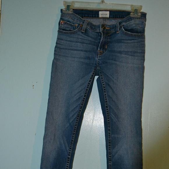 Hudson Jeans Denim - Hudson Blue Jeans